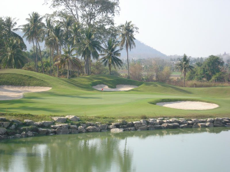 Thai Golf Booking